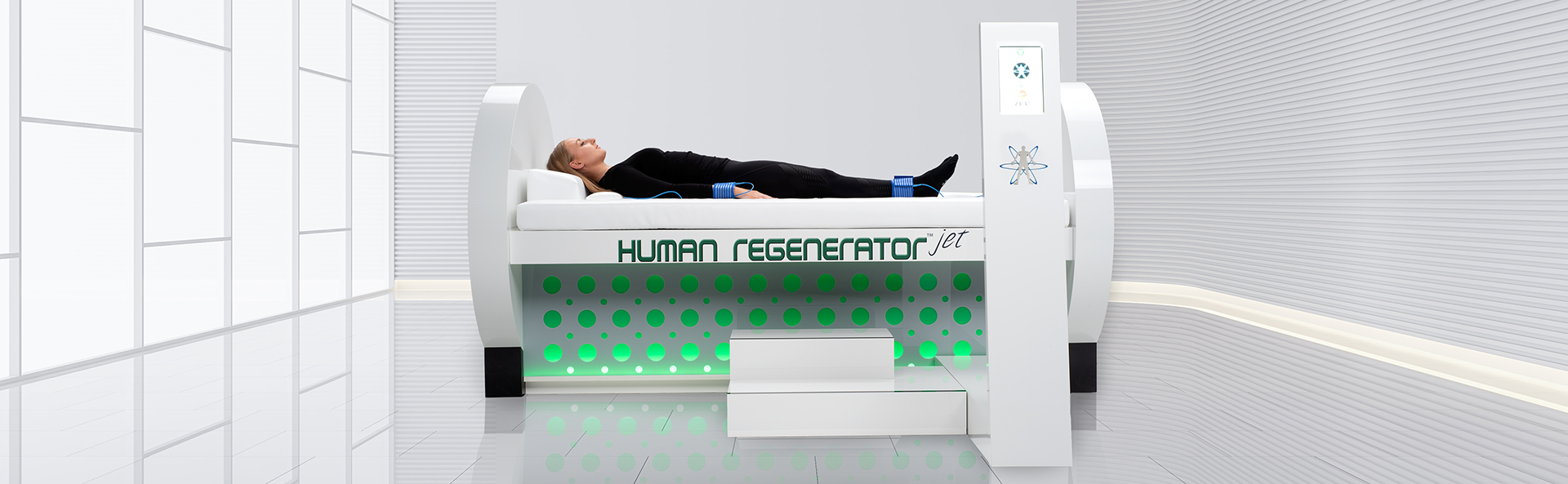 Human Regenerator Jet Regenerate Cells