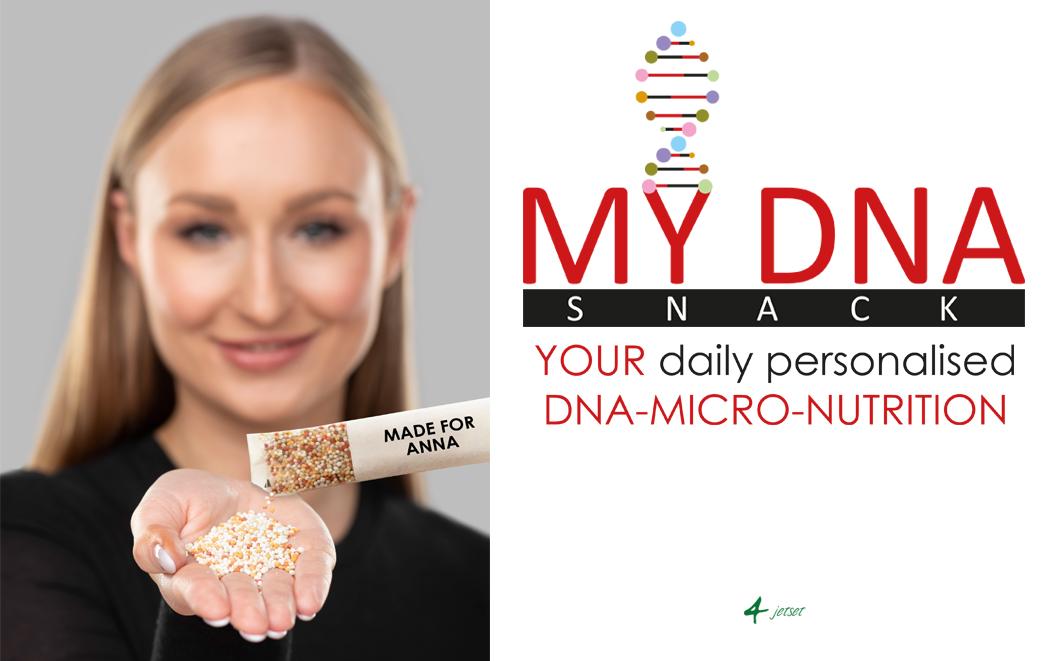 My DNA Snack DNA MICRO NUTRITON