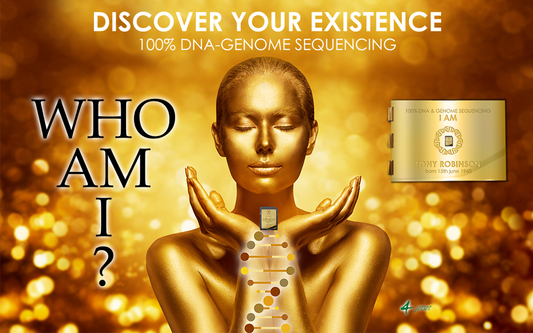 Discover your existence